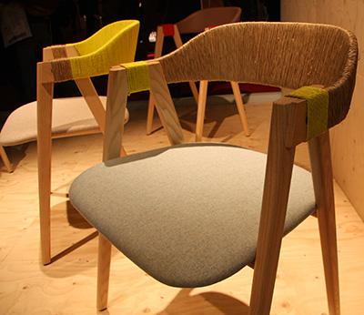 clarissa chair by Patricia Urquiola for moroso