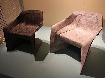 Hemp Chair, moroso